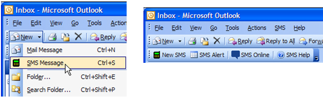 Outlook SMS - Send text messages from Microsoft Outlook
